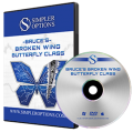 Simpler Options – Broken Wing Butterfly by Bruce Marshall