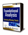 David Nassar - Foundational Analysis / Selecting Winning Stocks