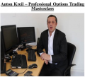 Anton Kreil Professional Option Trading Masterclass POTM Course